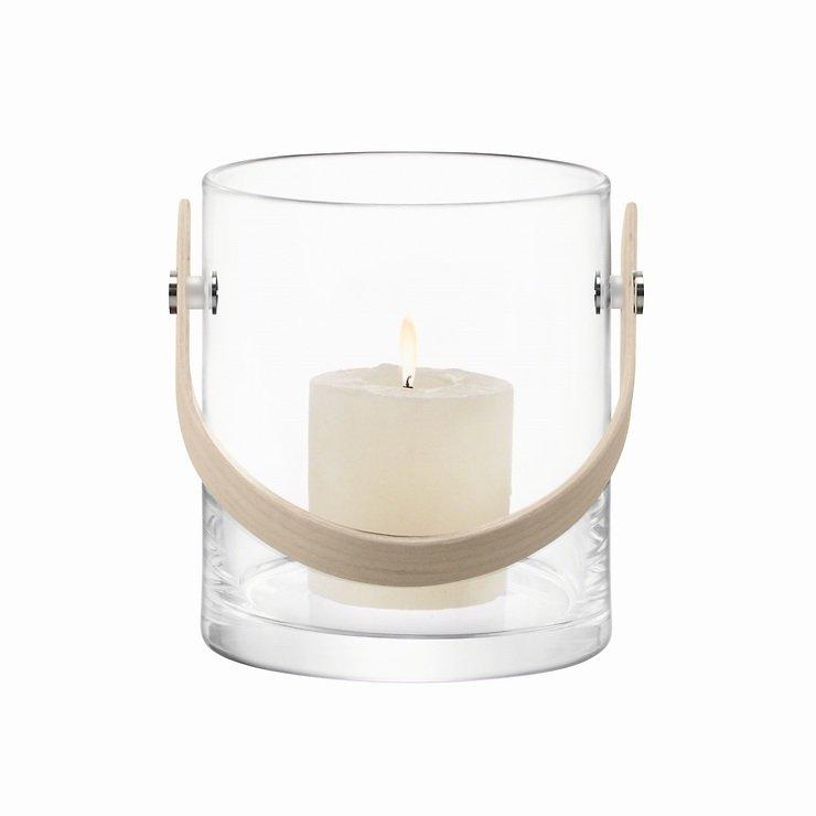 LSA Glasbehälter Circle 24 cm klar - Pic 2