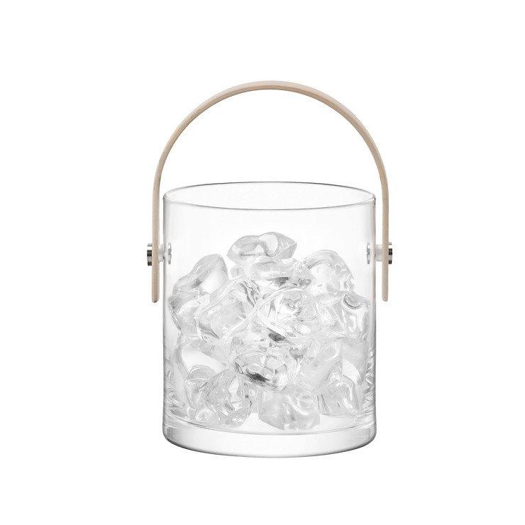 LSA Glasbehälter Circle 24 cm klar - Pic 6