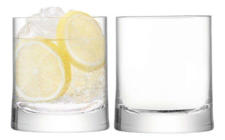 LSA Gläserset Gin Tumbler 2 Stück 310 ml klar