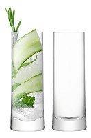 LSA Gläserset Gin Longdrinkglas 2 Stück 380 ml klar