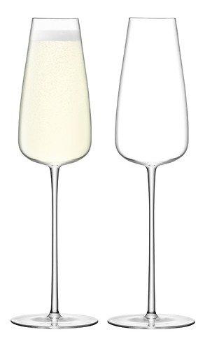 LSA Sektglas Culture 2 Stück 330 ml klar
