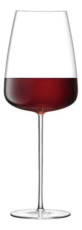 LSA Rotweinglas Culture 2 Stück 800 ml klar - Pic 3