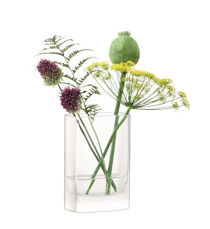 LSA Vase Modular 15 cm Glas klar - Pic 3