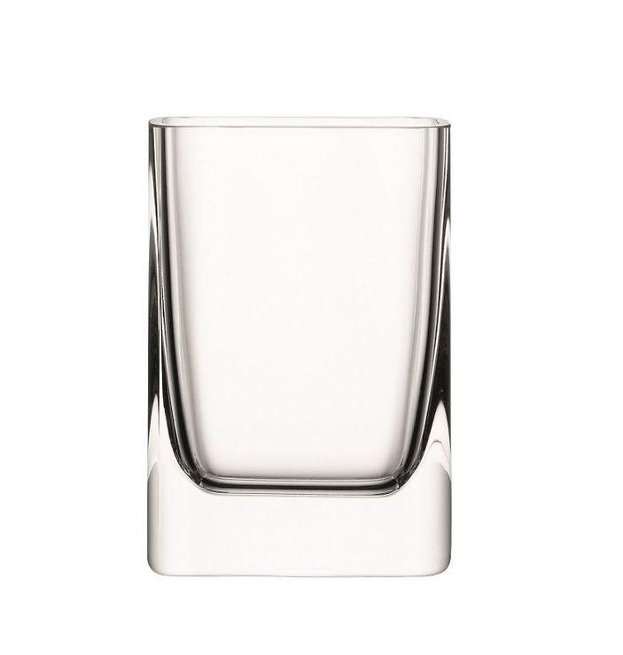 LSA Vase Modular 15 cm Glas klar - Pic 1