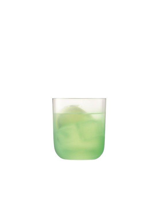 LSA Wasserglas Haze 325ml apfelgrün 4er Set - Pic 1