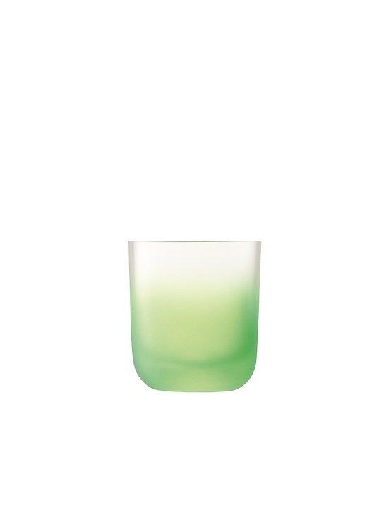 LSA Wasserglas Haze 325ml apfelgrün 4er Set - Pic 2