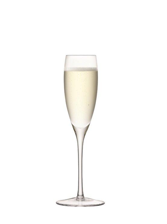 LSA Sektkelch Wine 150ml klar 4er Set - Pic 2