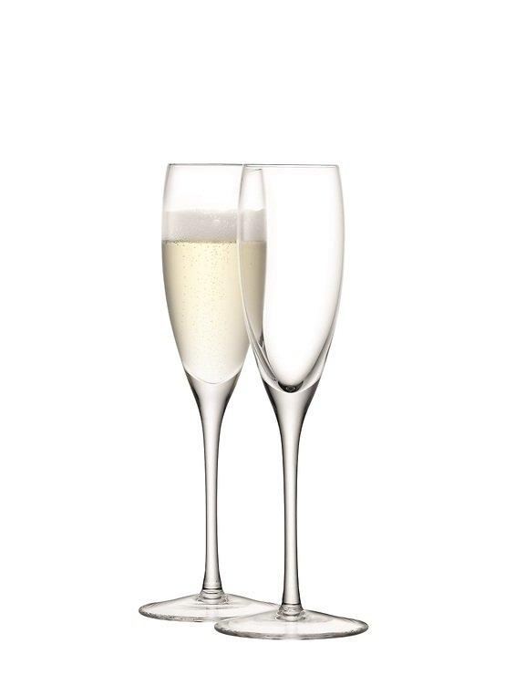 LSA Sektkelch Wine 150ml klar 4er Set - Pic 3