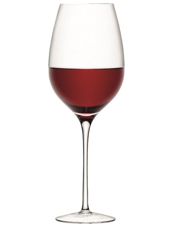 LSA Rotweinkelch Wine 850ml klar 4er Set - Pic 1