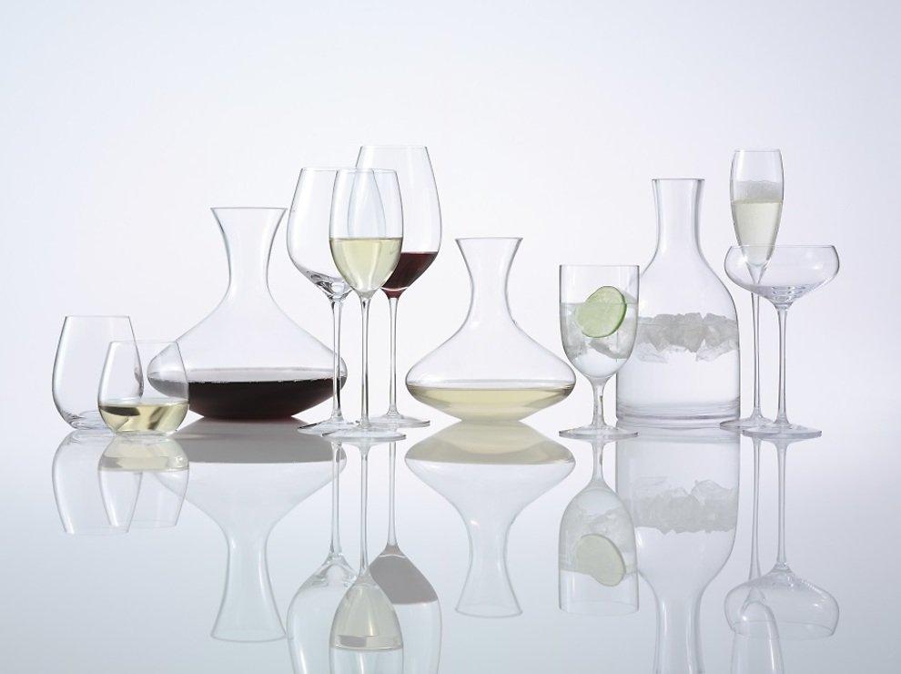 LSA Rotweinkelch Wine 850ml klar 4er Set - Pic 4