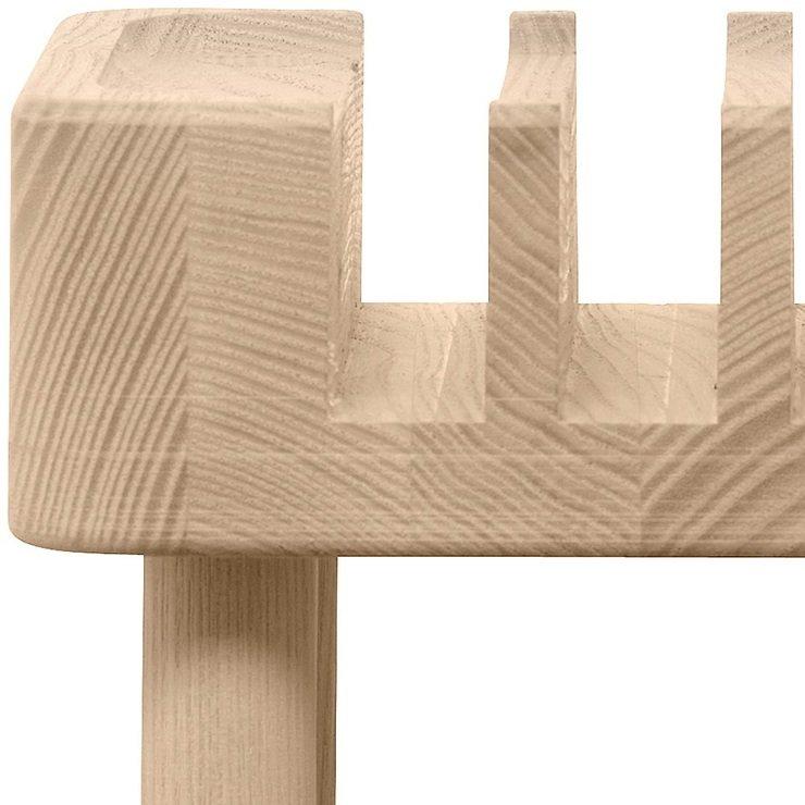 LSA Toasthalter Stilt Esche 19,5cm - Pic 5