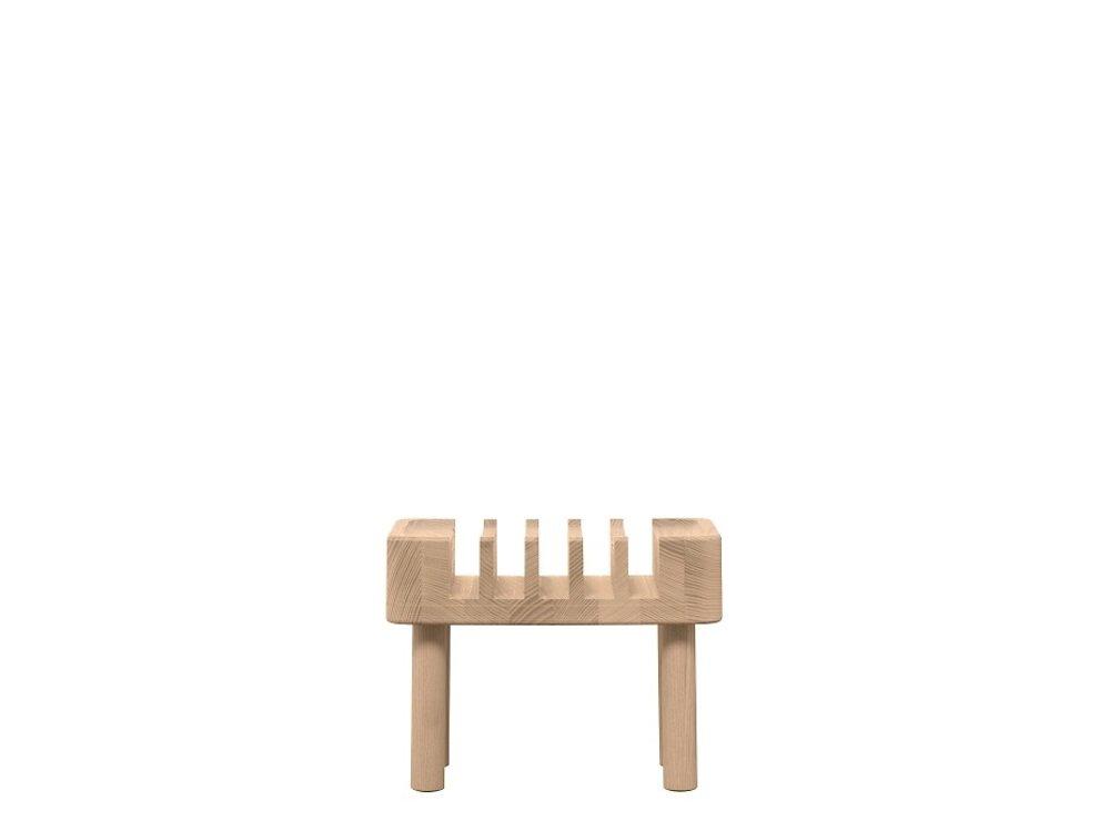 LSA Toasthalter Stilt Esche 19,5cm - Pic 2