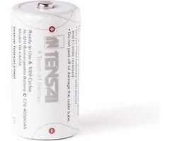 Tensai TR-C4000 Ni-MH Baby C LR14, Rechargeable Akku Batterie 1,2V 4000mAh