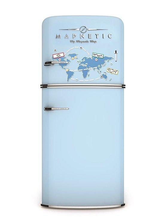 Luckies Magnetische Weltkarte Mapnetic - Pic 4