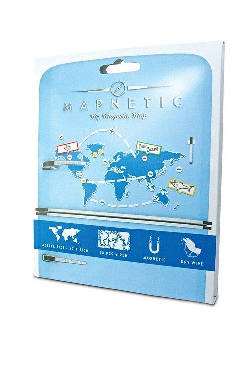 Luckies Magnetische Weltkarte Mapnetic - Pic 5