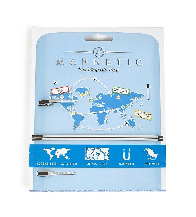 Luckies Magnetische Weltkarte Mapnetic - Pic 6