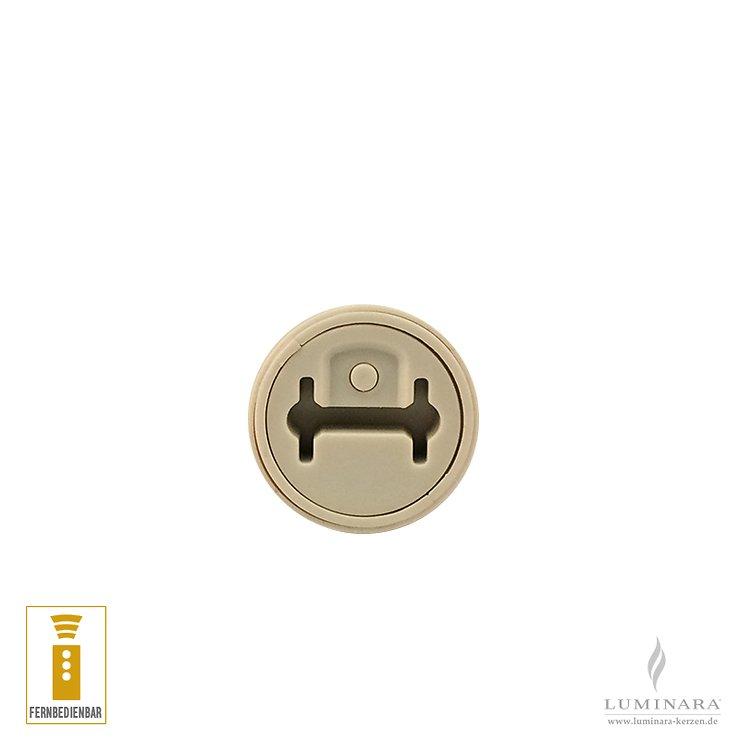 Luminara LED Stabkerze elfenbein fernbedienbar - Pic 2