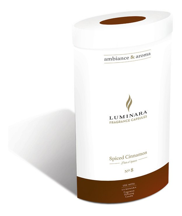 Luminara Duftkapsel Nr. 8 Spiced Cinnamon - Pic 1