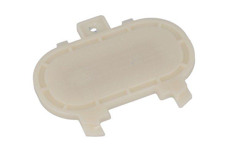 Luminara Ersatzdeckel Outdoorkerze 9cm / D Batterien