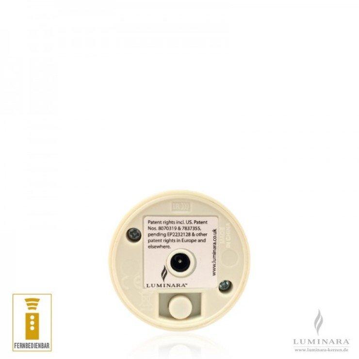 Luminara Akku Teelicht einzel fernbedienbar ohne USB Ladekabel - Pic 2