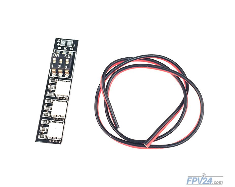 Matek RGB LED Board 5050 5V - Pic 1