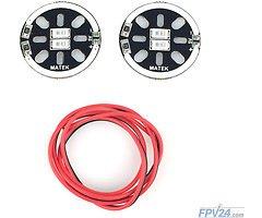 Matek LED CIRCLE X2 5V Blue (2pcs)