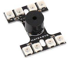 Matek LED Tail light WS2812B + Buzzer
