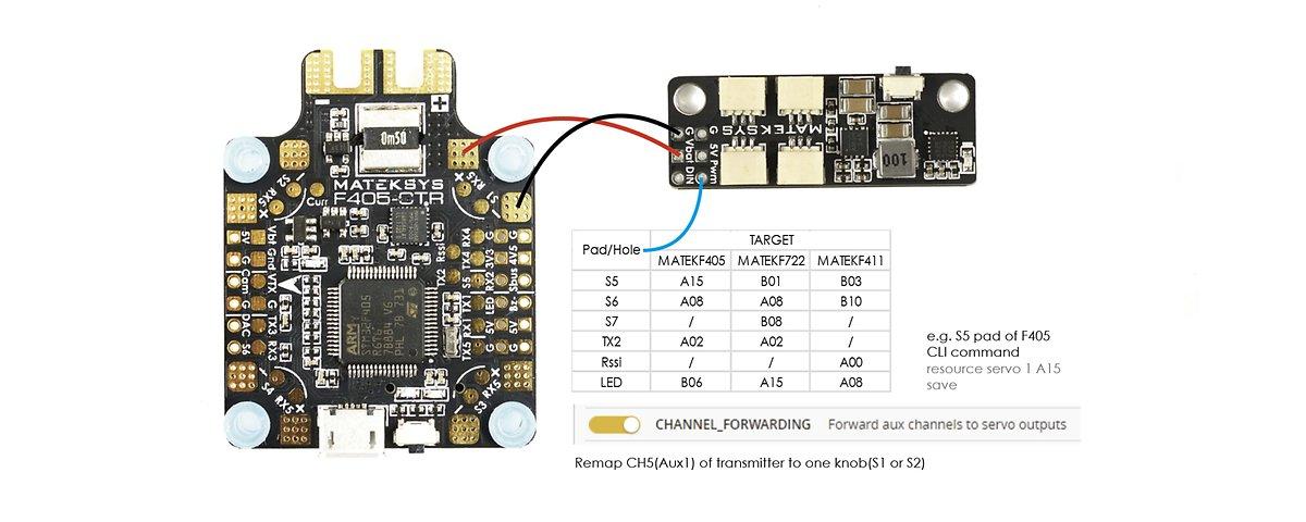 Matek Systems RGB W2812 6 LEDs 4 Stück - Pic 3