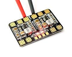 Matek Micro PDB mit BEC 5V & 12V
