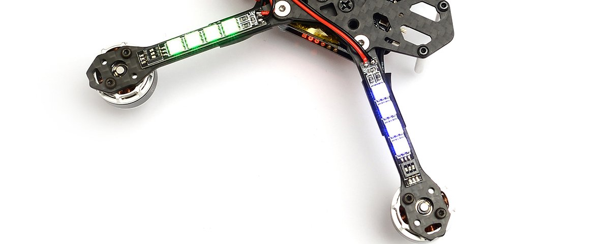 RGB ARM LIGHT 16V 2 Stück - Pic 2
