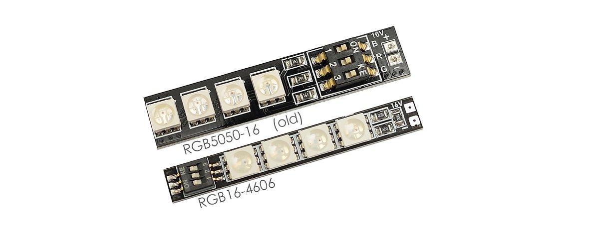 RGB ARM LIGHT 16V 2 Stück - Pic 5