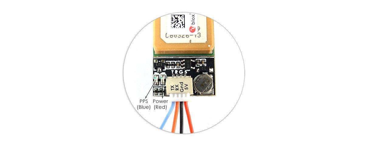 Matek Systems GPS Ublox SAM-M8Q - Pic 2