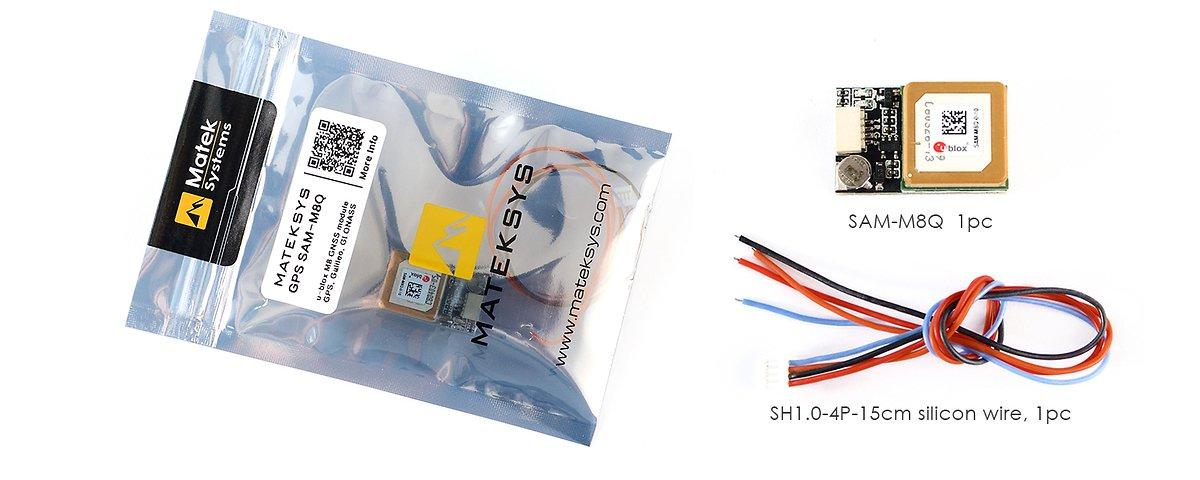 Matek Systems GPS Ublox SAM-M8Q - Pic 3