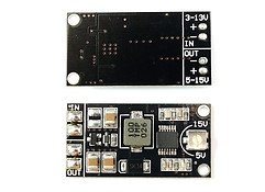 Matek Voltage Booster, 3-13V to 5-15V Spannungsregler