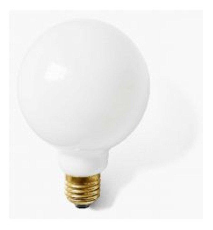 Menu LED Leuchtmittel Globe opalweiß 9,5 cm E27 - Pic 1