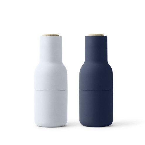 menu salz und pfefferm hle bottle grinder small 2er set. Black Bedroom Furniture Sets. Home Design Ideas