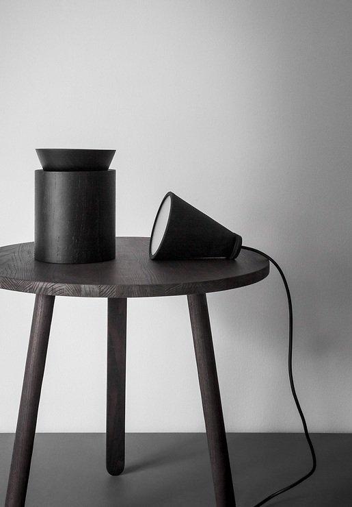 Menu Lampe Bollard 11 x 13 cm Silikon schwarz - Pic 5