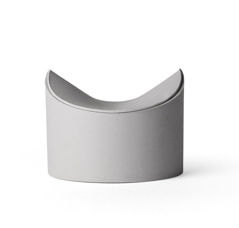 Menu Aufbewahrungsbox Phold Container S 7,5cm Silikon ash - Pic 3