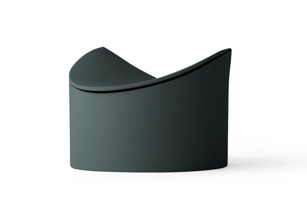 Menu Aufbewahrungsbox Phold Container M 10cm Silikon dunkelgrün - Pic 1