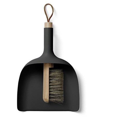Menu Kehrgarnitur Sweeper & Funnel schwarz
