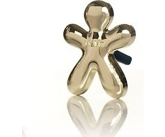 Mr & Mrs Fragrance Autoduft NIKI Oriental gold metallic