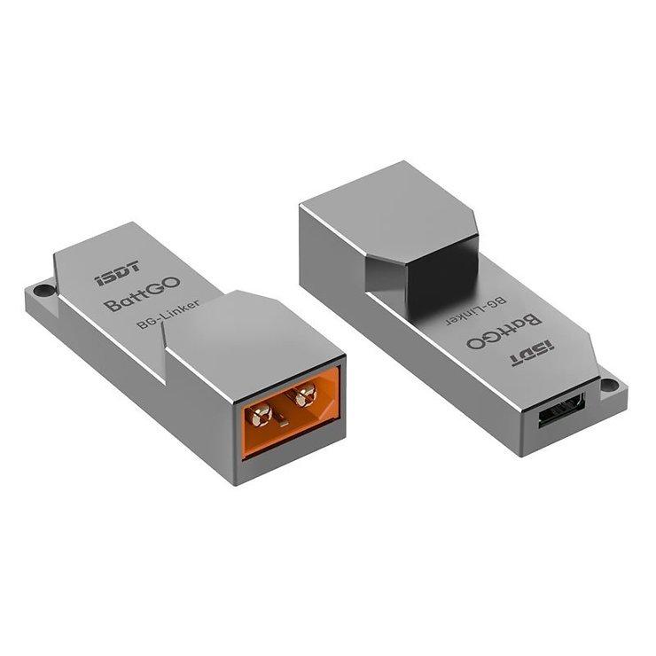iSDT BattGO - BG-linker - Smart battery linker - Pic 1