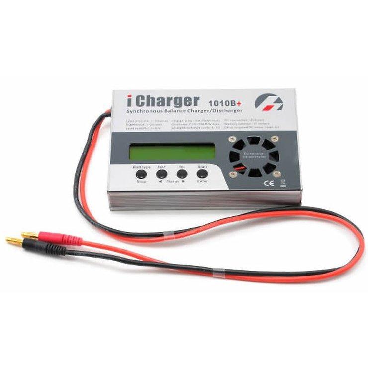 Junsi Ladegerät iCharger 1010B plus 300W 10S Lipo und A123 mit Balancer - Pic 1