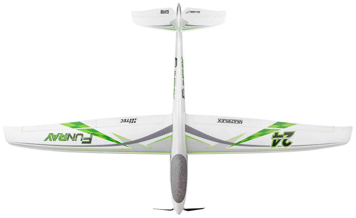 Multiplex RR FUNRAY SPW 2000mm Elektrosegelflugmodell - Pic 3