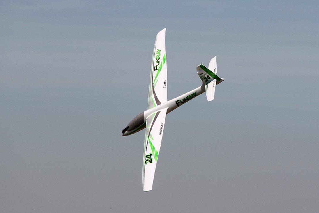 Multiplex RR FUNRAY SPW 2000mm Elektrosegelflugmodell - Pic 4