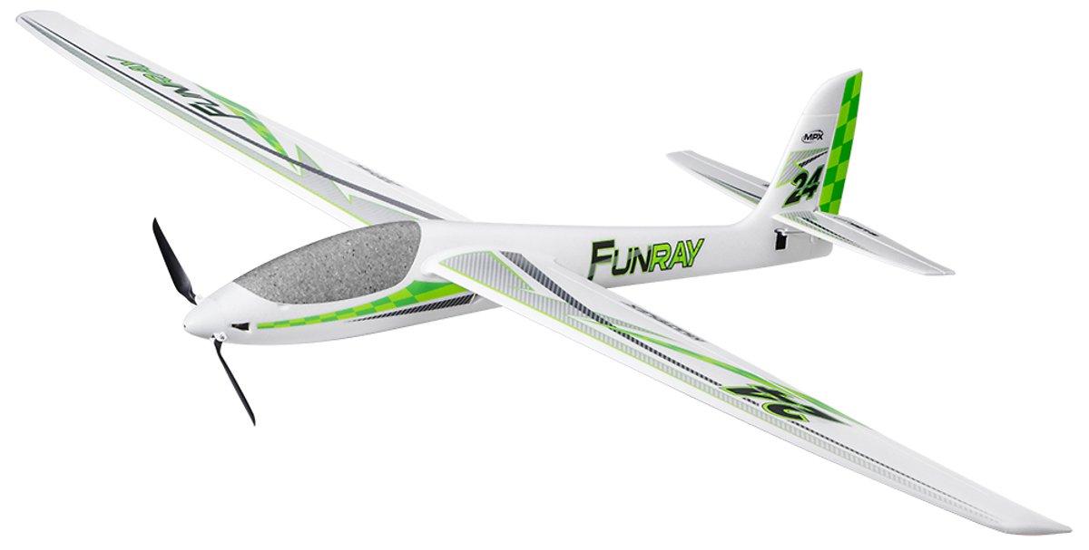 Multiplex RR FUNRAY SPW 2000mm Elektrosegelflugmodell - Pic 1