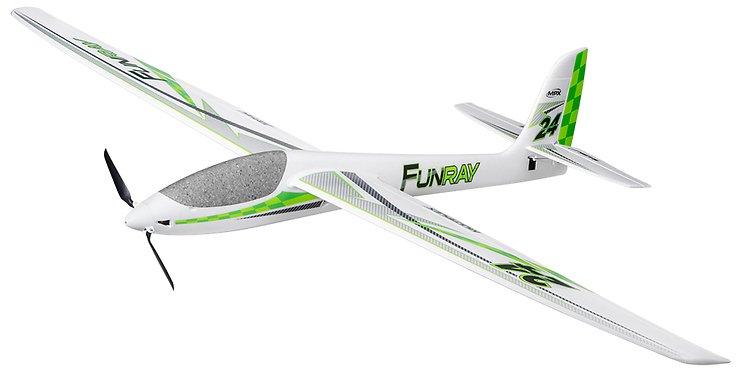 Multiplex RR FUNRAY SPW 2000mm Elektrosegelflugmodell