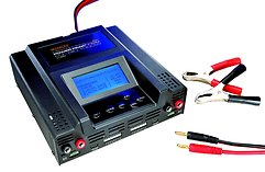 Multiplex Power Peak Twin EQ-BID 1000W Ladegerät