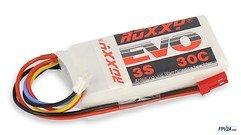 ROXXY Batterie LiPo Akku Evo 3S 850mAh  30C