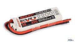 ROXXY Batterie LiPo Akku Evo 3S 2200mAh 30C